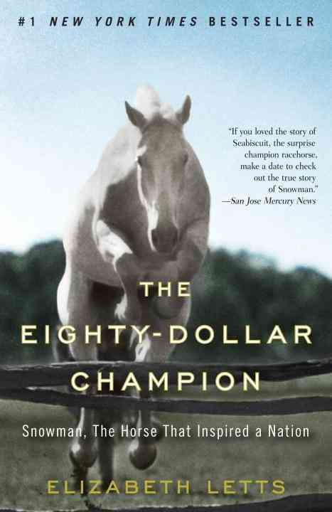 The Eighty-Dollar Champion By Letts, Elizabeth
